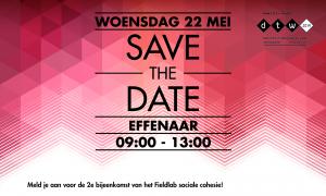 Tweede ronde Fieldlab Sociale Cohesie @ effenaar, eindhoven